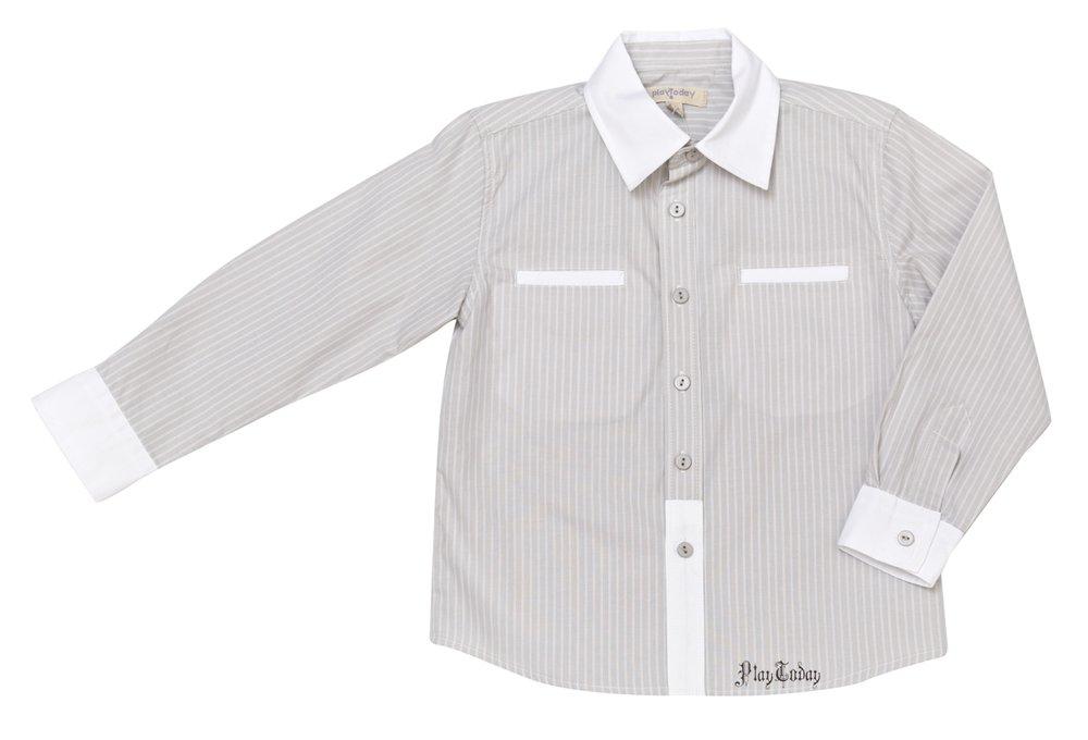 Сорочка для мальчика 421023