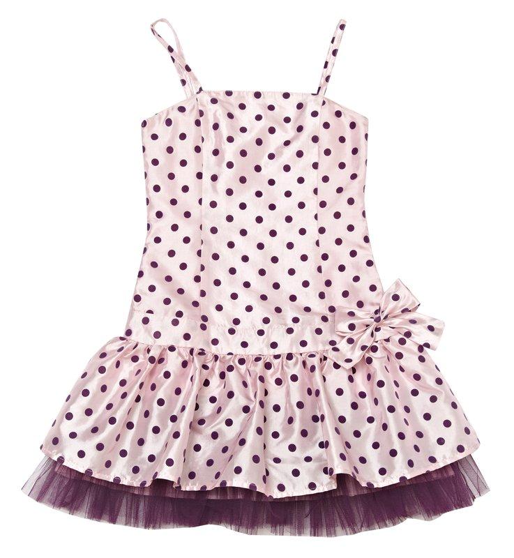 платье для девочки 424008