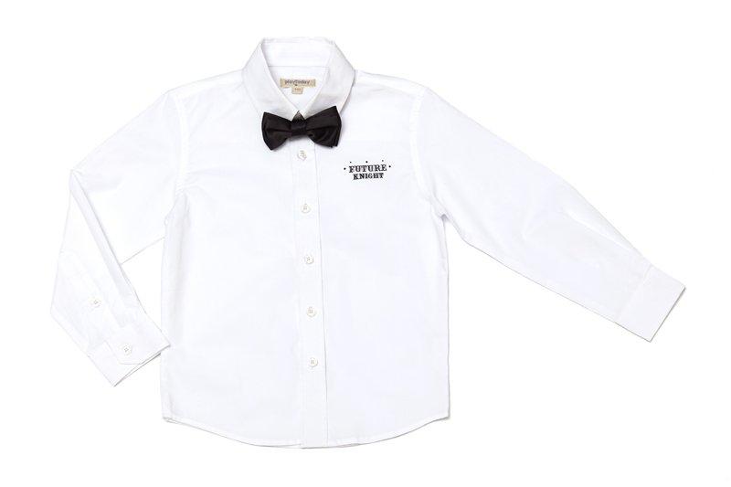Комплект: сорочка, галстук-бабочка 431017