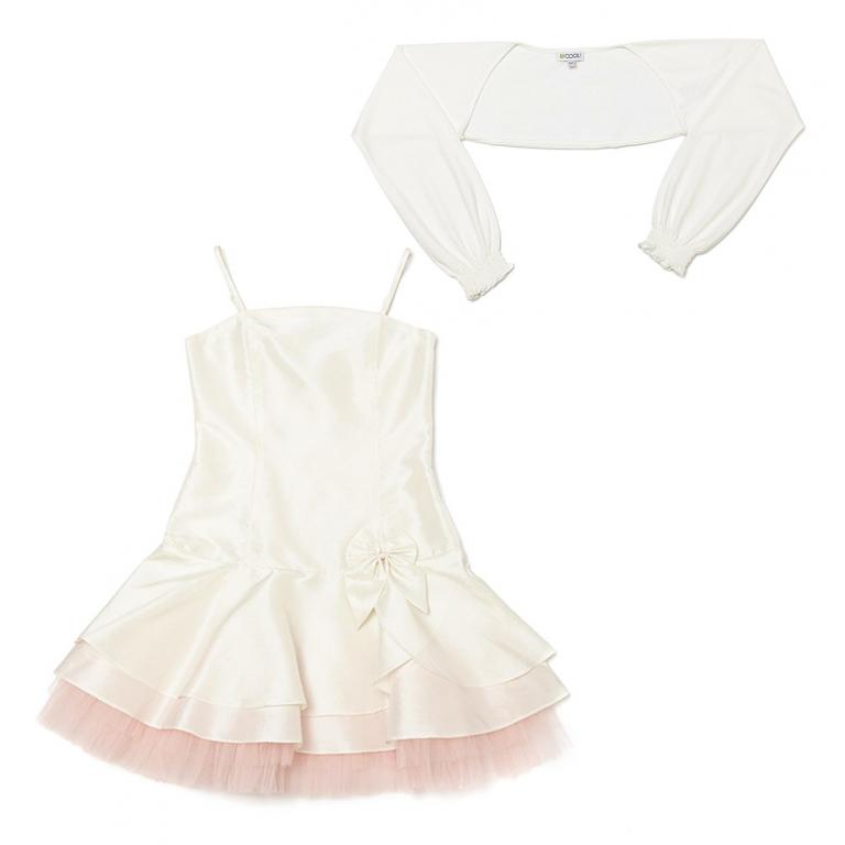 Комплект: платье, болеро 434014
