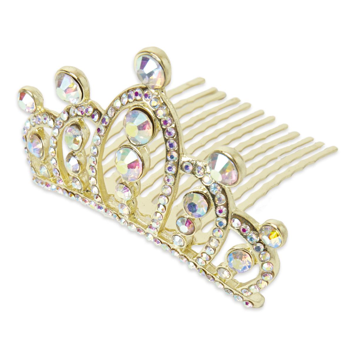 Корона золото 442701