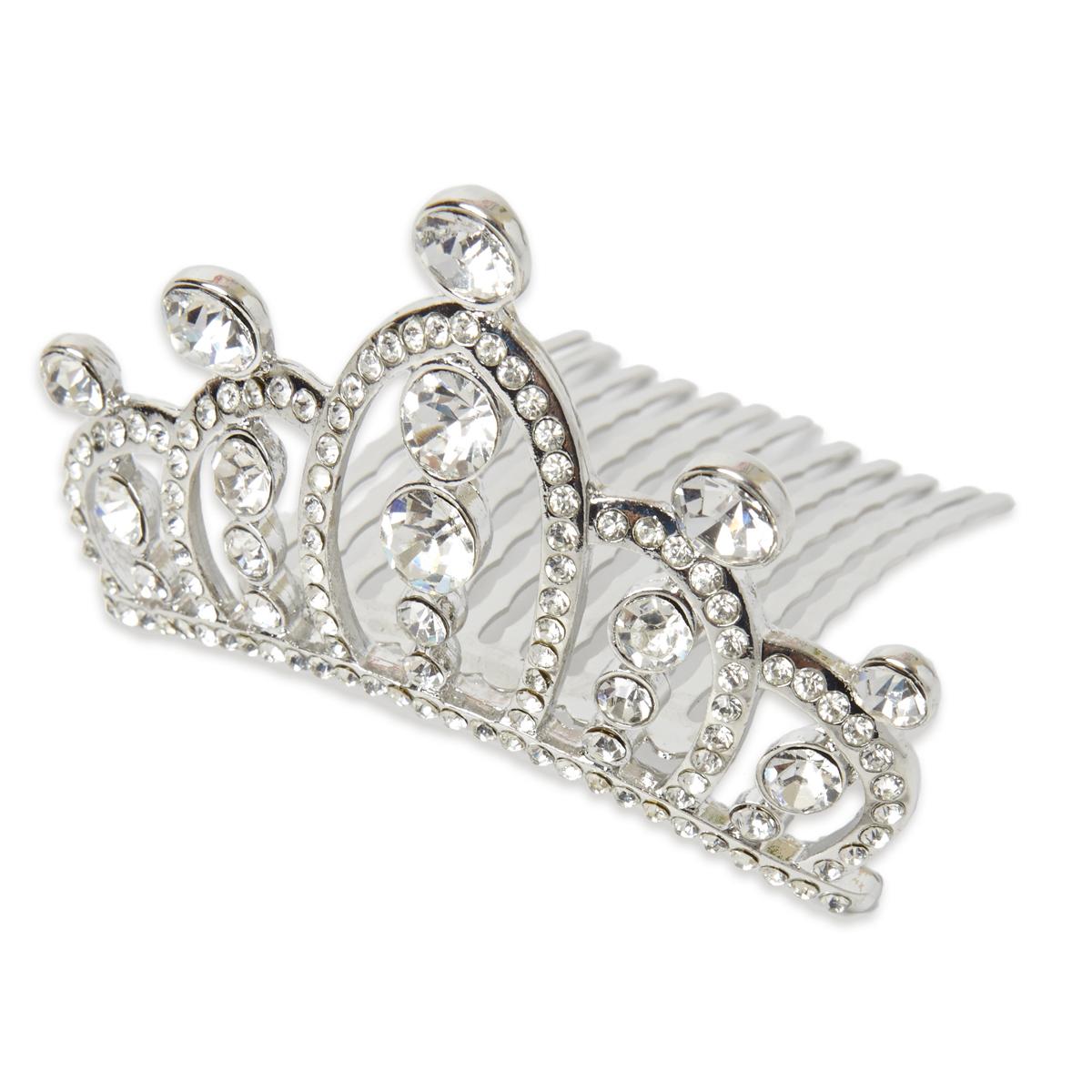 Корона серебро 442706