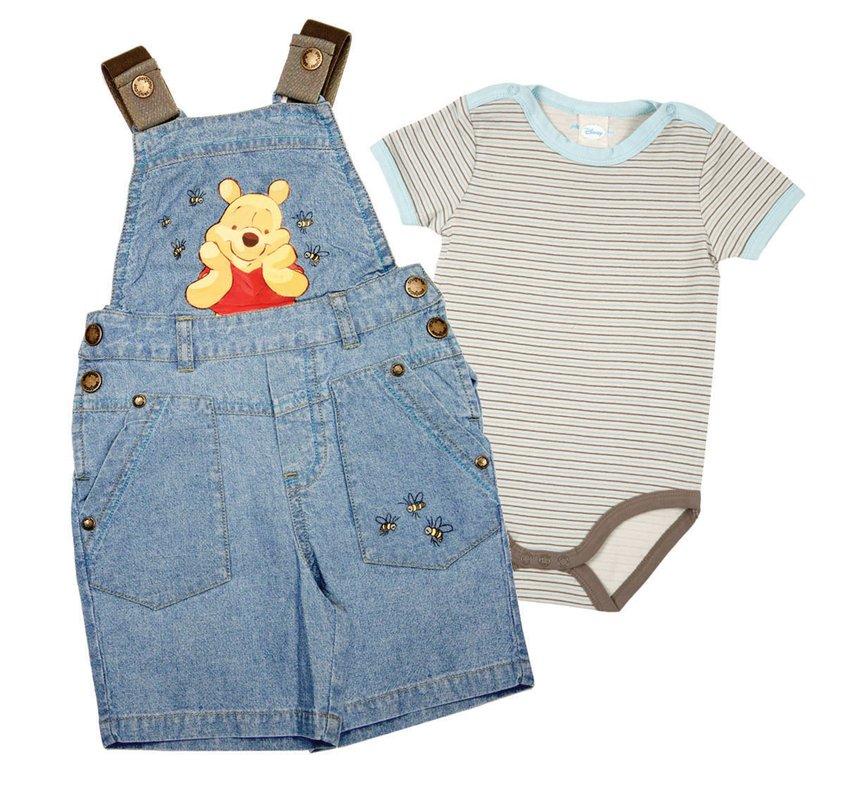 Комплект: полукомбинезон, боди (футболка) для мал. 517003