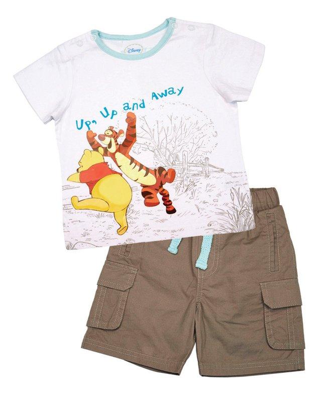 Комплект: футболка, шорты для мал. 517008