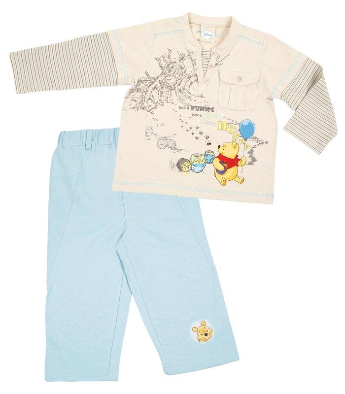 Комплект: футболка, брюки для мал. 517011