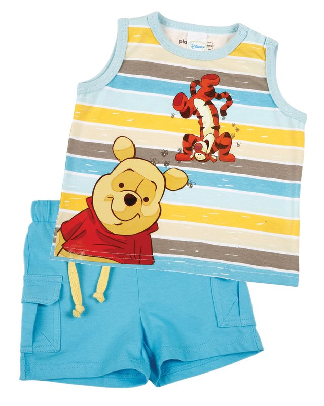 Комплект: майка, шорты для мал. 517016