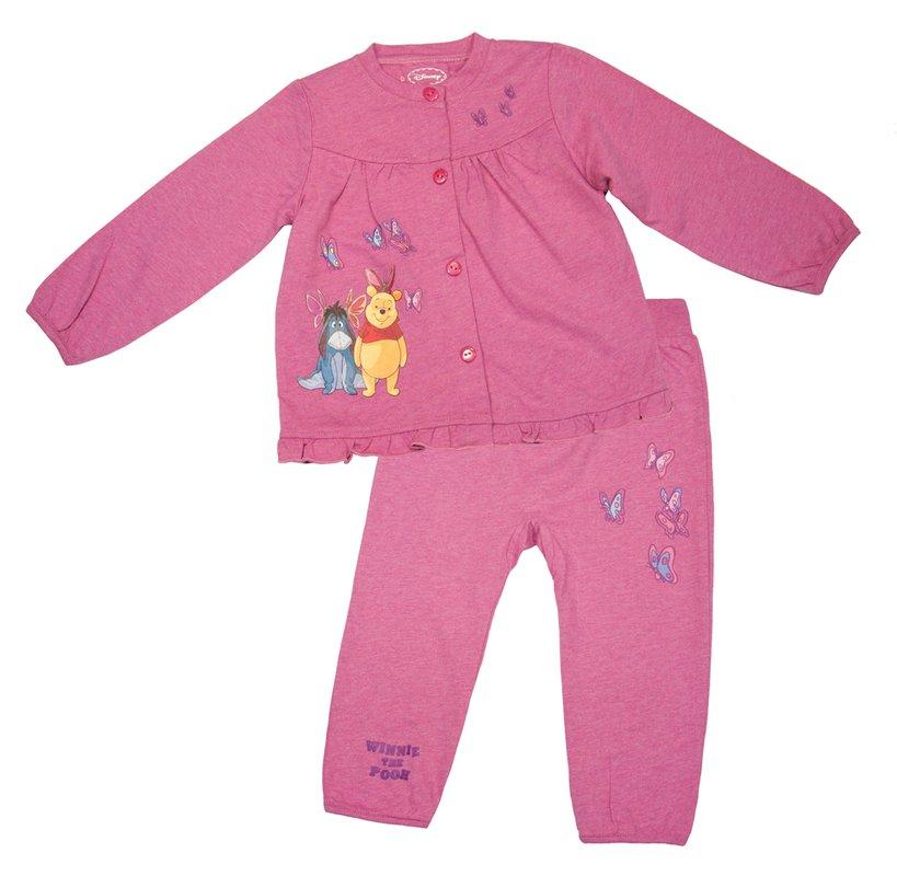 Комплект: кофта, брюки для дев. 518023