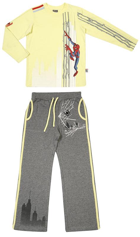 Комплект: футболка, брюки для мал 601013