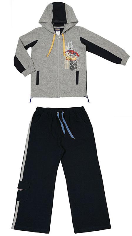Комплек: кофта, брюки для мал 601020