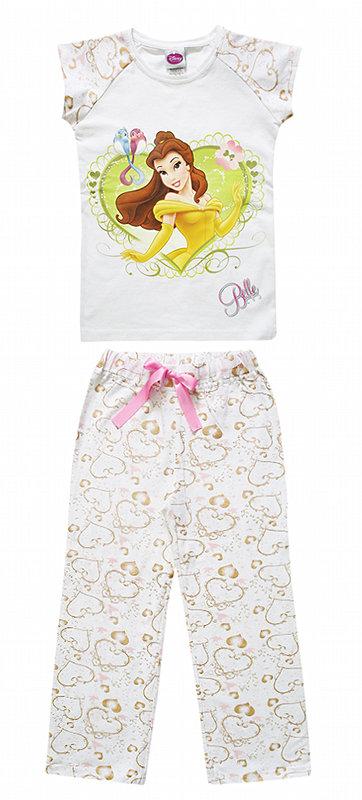 Пижама для дев. 606002