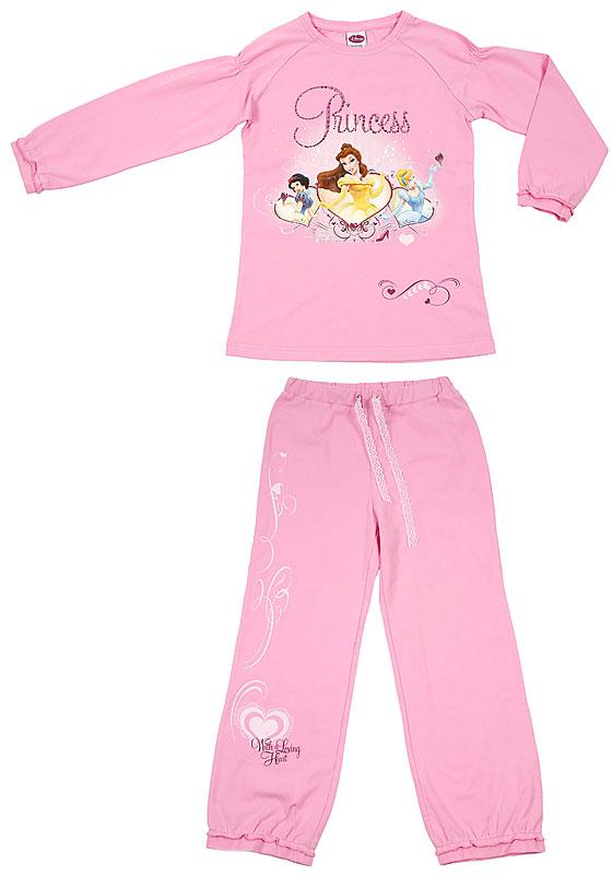 Пижама для дев. 606013