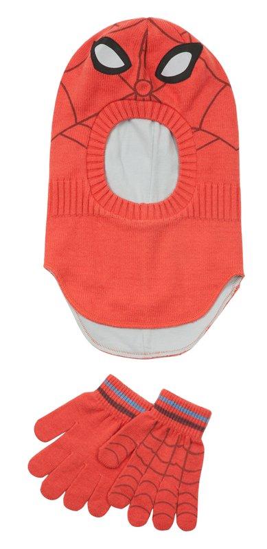 Комплект: шапка, перчатки 611003