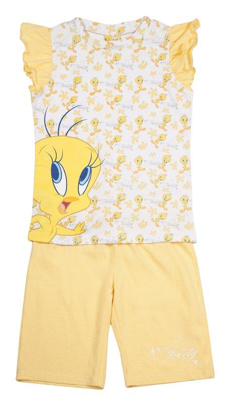 Пижама: футболка, шорты 616004