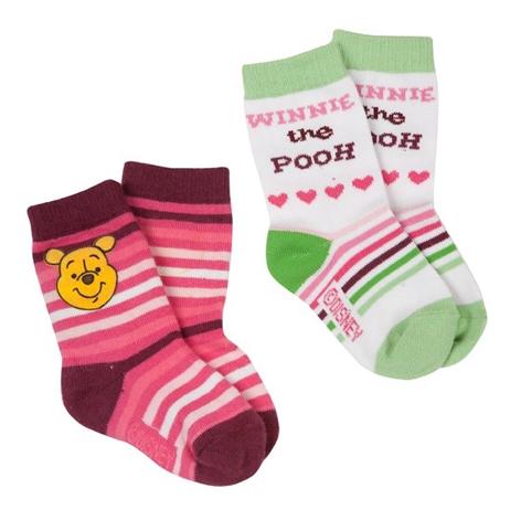 Комплект: носки - 2 шт. 618004