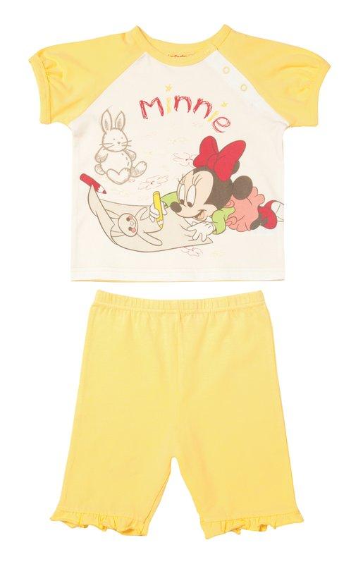 Комплект: футболка,шорты 628001