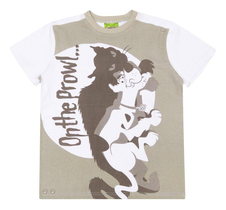 Фуфайка трикотажная (футболка) 633005