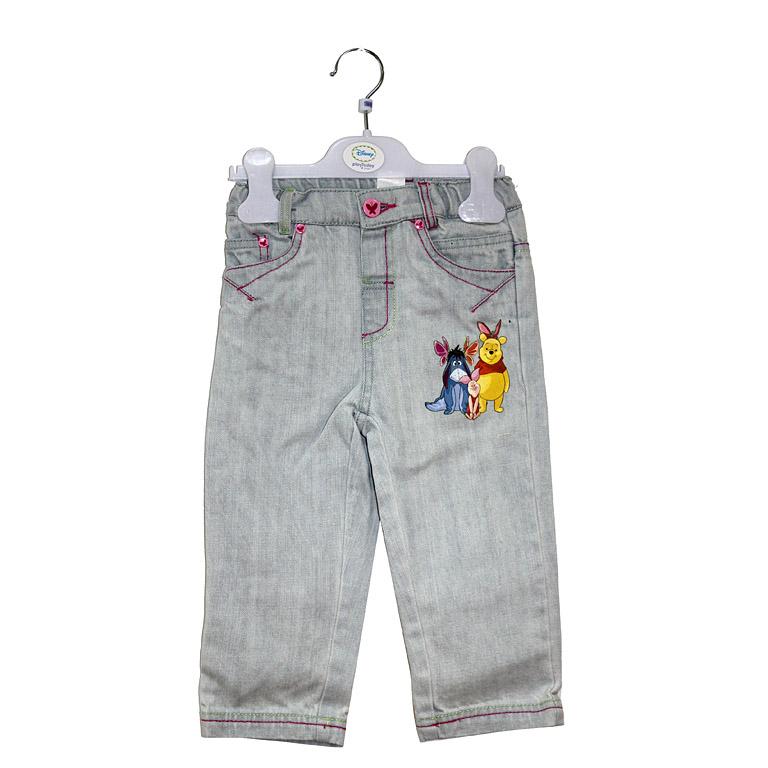 Брюки джинсовые 638016