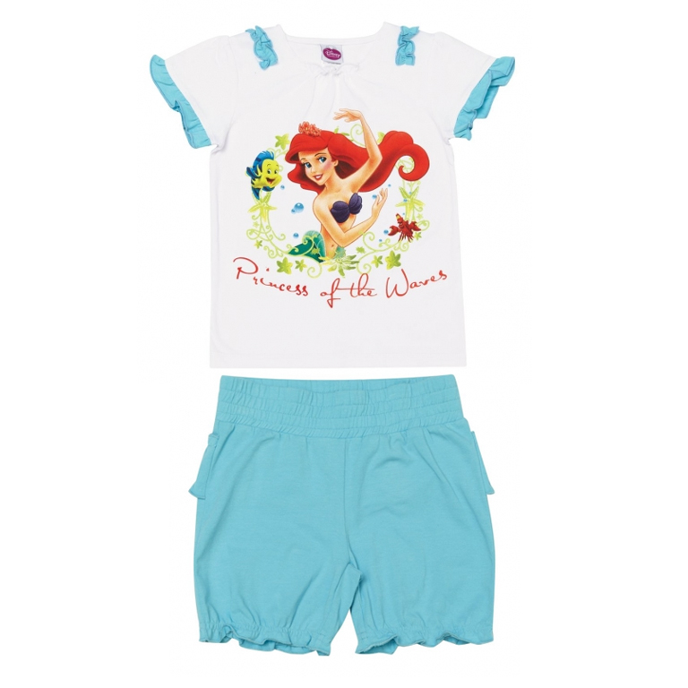 Комплект : футболка, шорты 639004