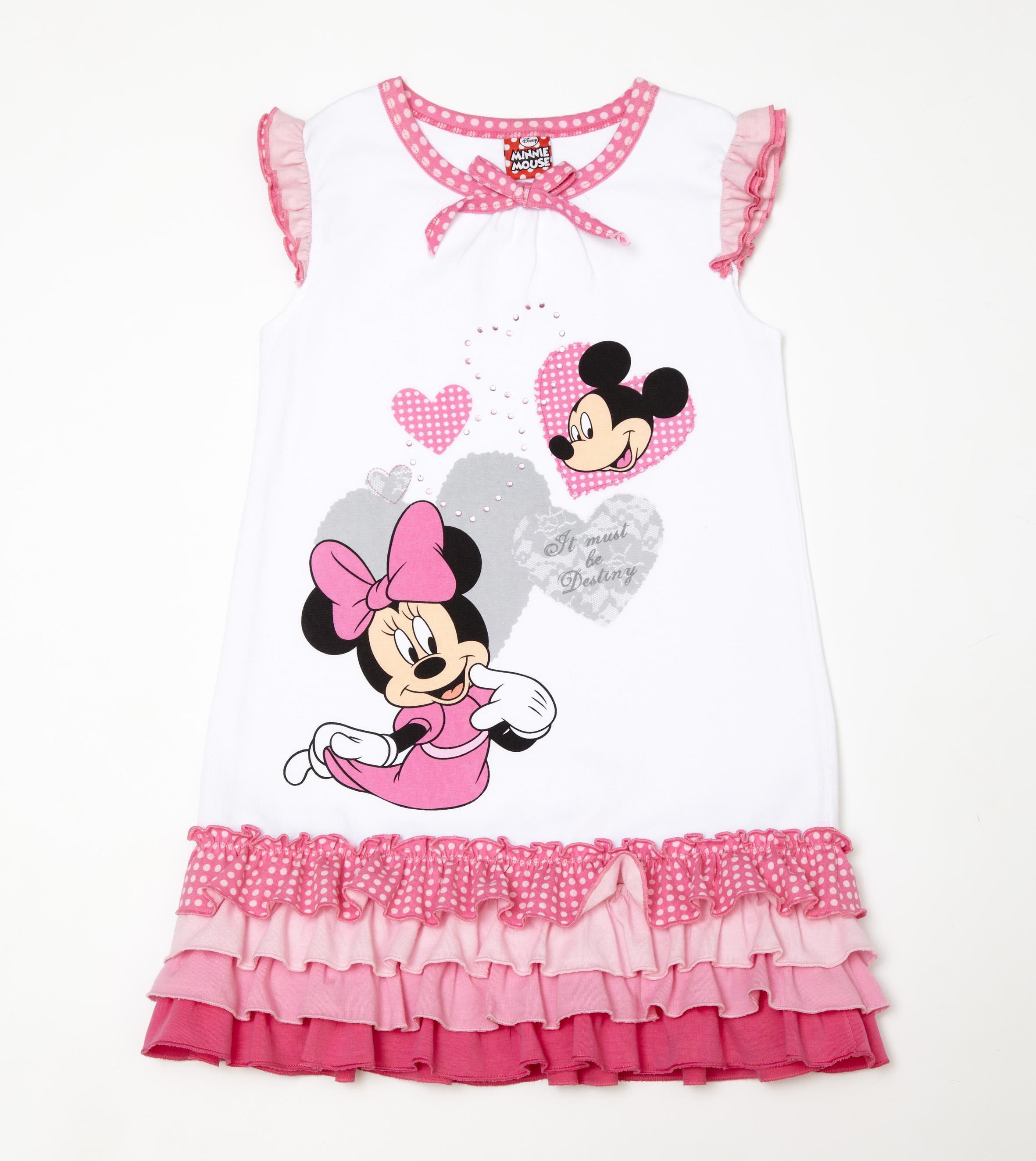 Платье трикотажное для девочек 639009