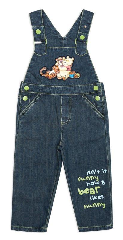 Полукомбинезон джинсовый 647001
