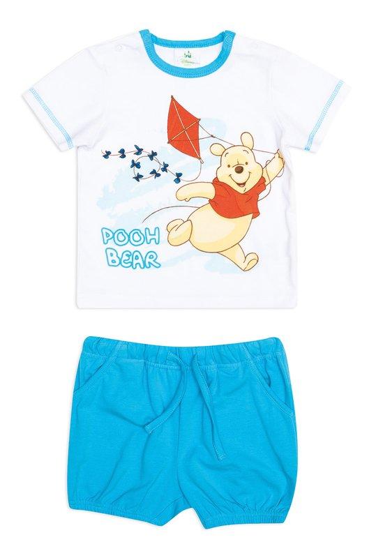 Комплект: футболка, шорты 647003