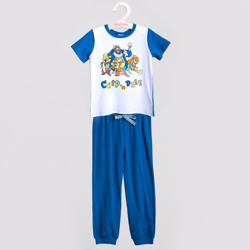 Комплект : футболка, брюки 655006