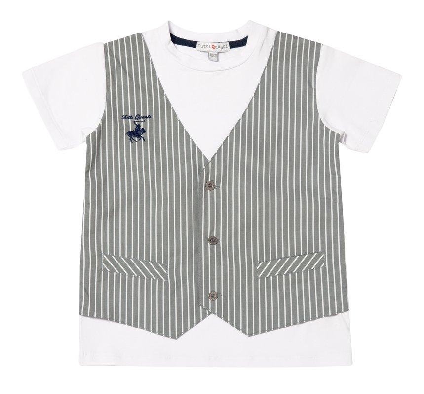 Комплект: футболка,шорты 721017