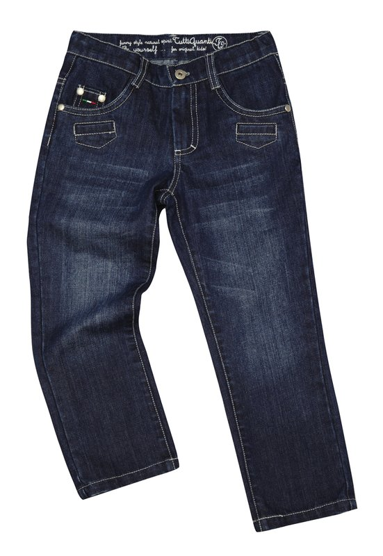 Брюки джинсовые 731011