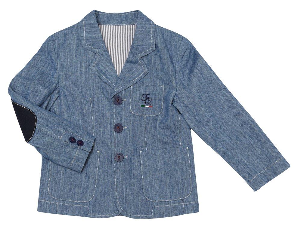 Пиджак джинсовый 731016