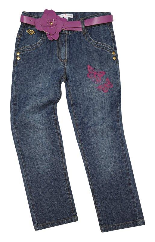 Брюки джинсовые 732012