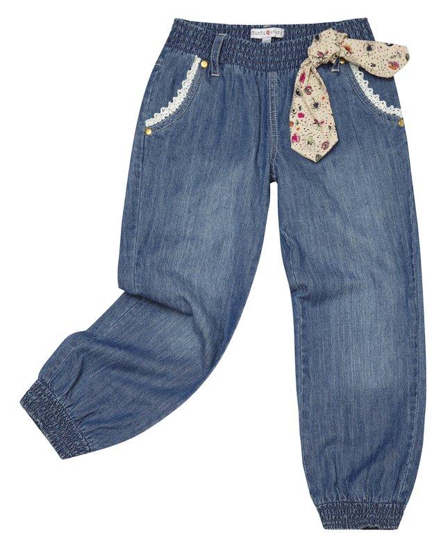 Брюки джинсовые 732031