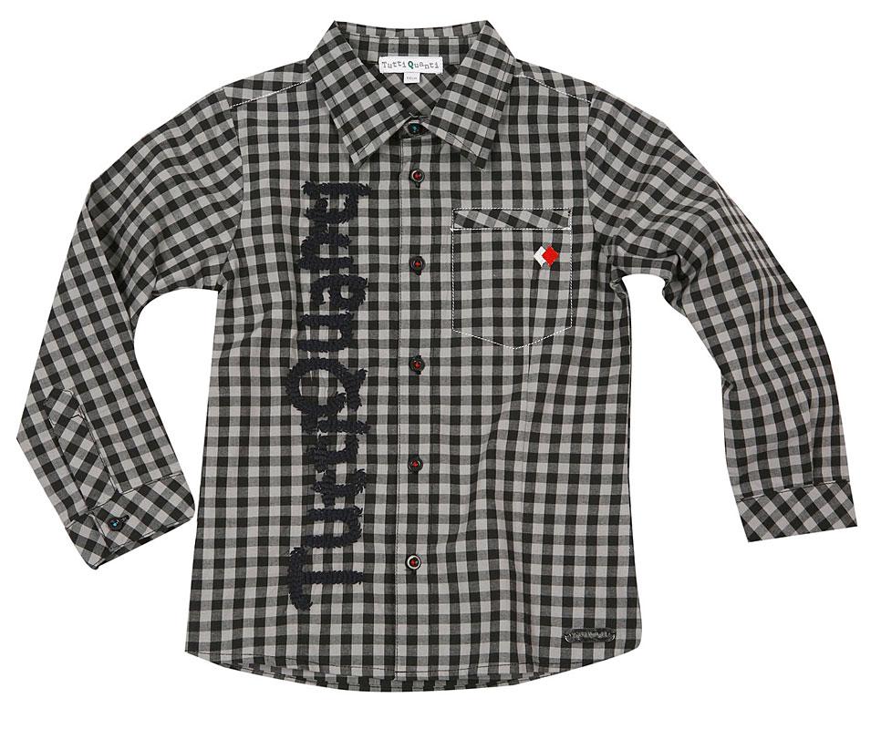 Рубашка для мал. 801006