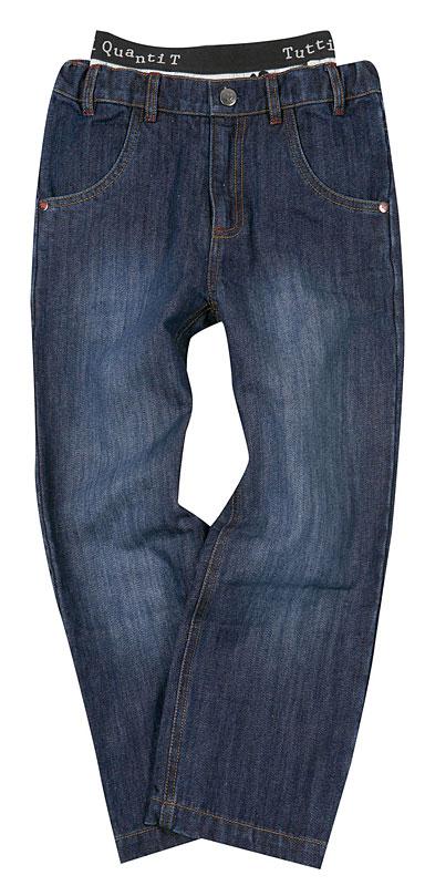 Комплект: джинсы, трусы для мал. 801015