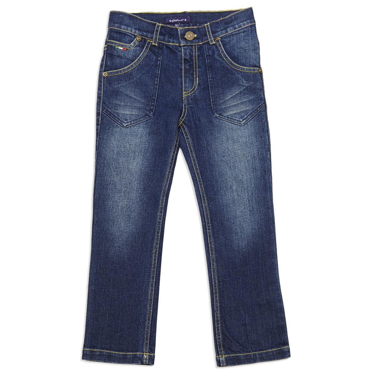 Брюки джинсовые 841011