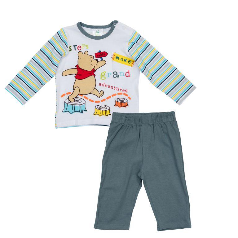 Комплект: футболка, брюки 919964