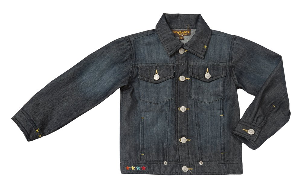 Куртка джинсовая 921014