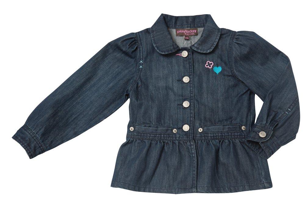 Куртка джинсовая 922011