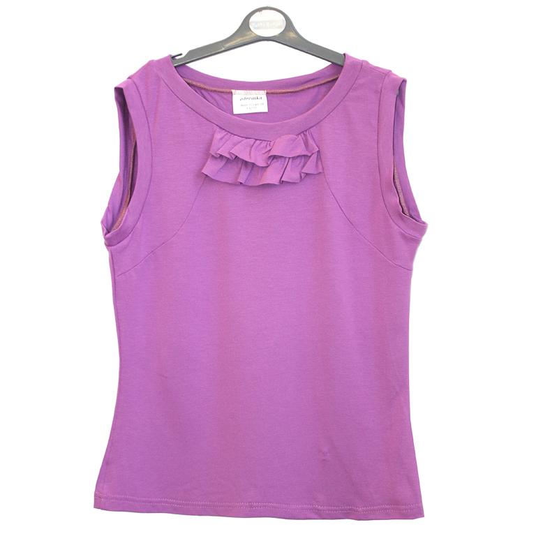 12245-19 блузка СИРЕНЬ 991009