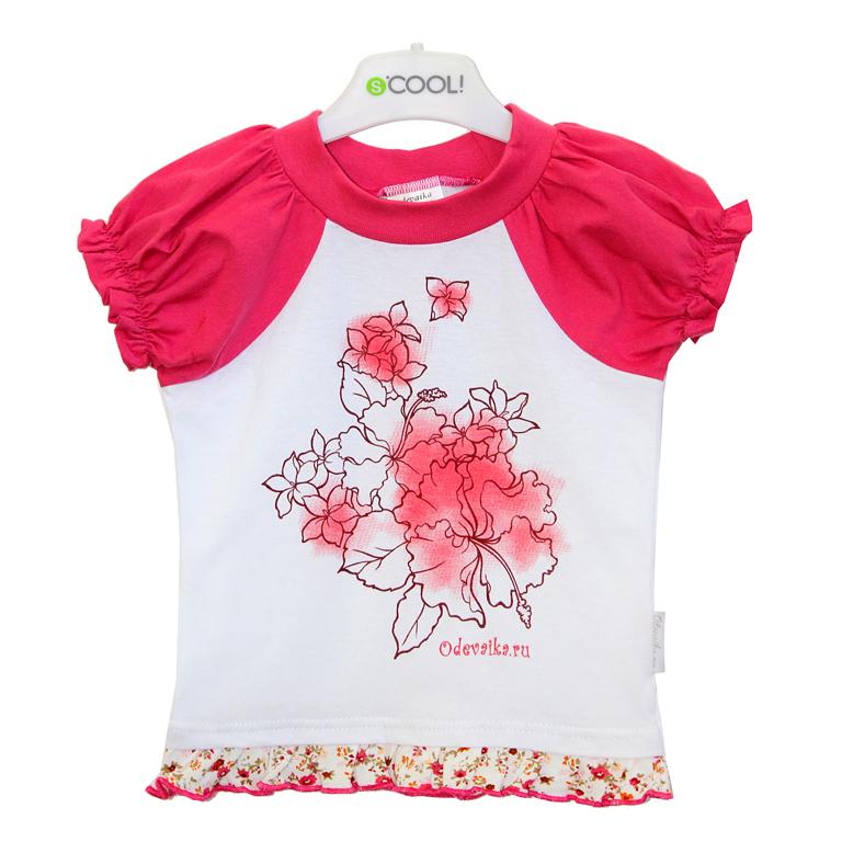 12212-01 блузка МАКОВКА 991034