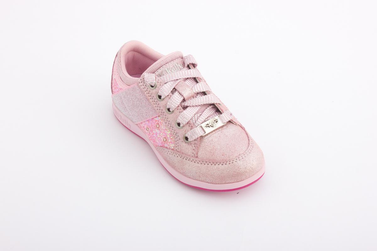 Полуботинки для девочек розовые L13E6750GC01007