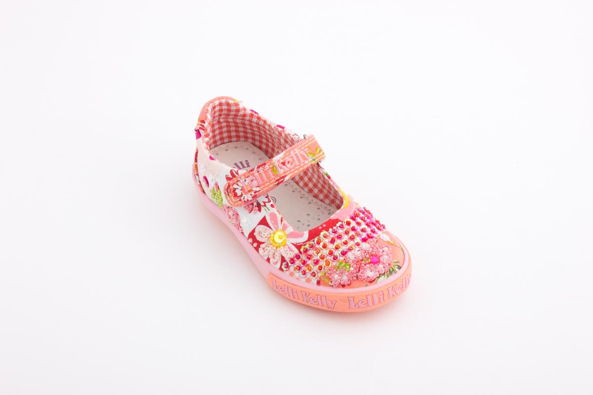 Туфли для девочек оранжевые L13E9152BI02001