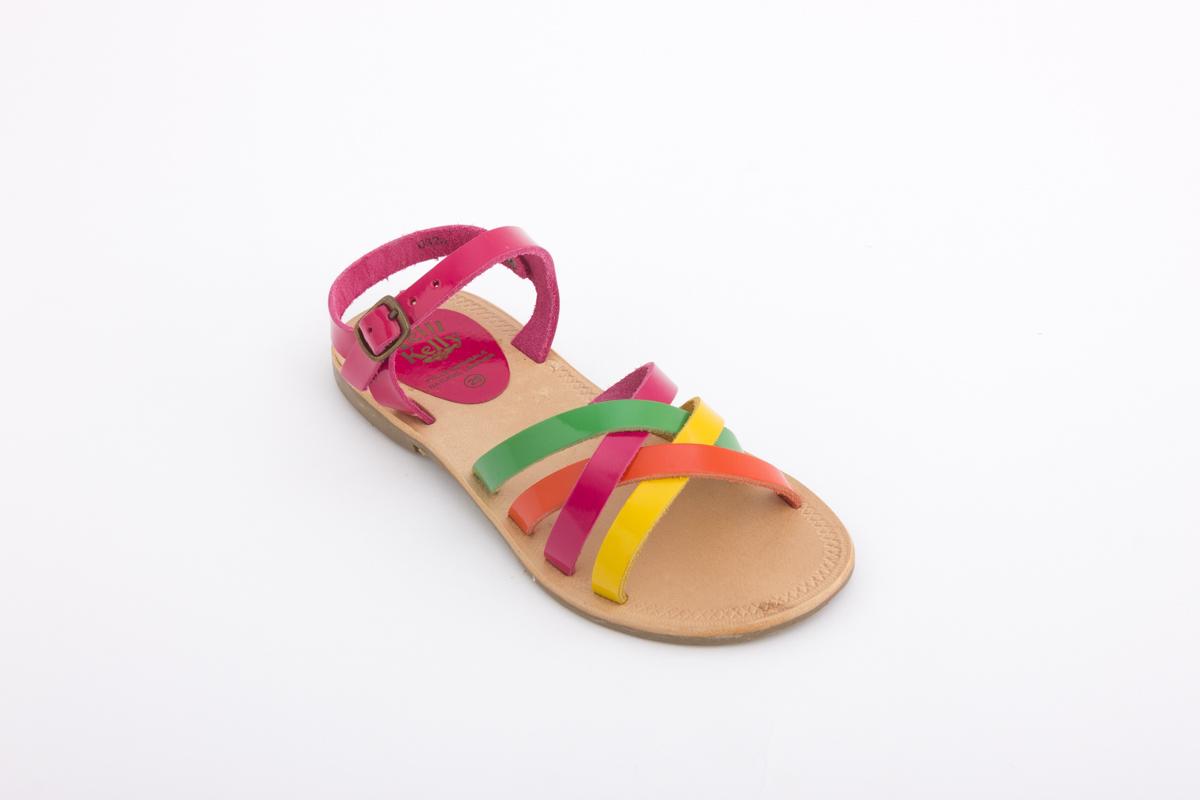 Сандалии для девочек разноцветные L13E9597CX01003