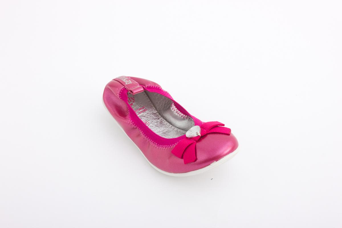Туфли для девочек фуксия L13E9708HN01003