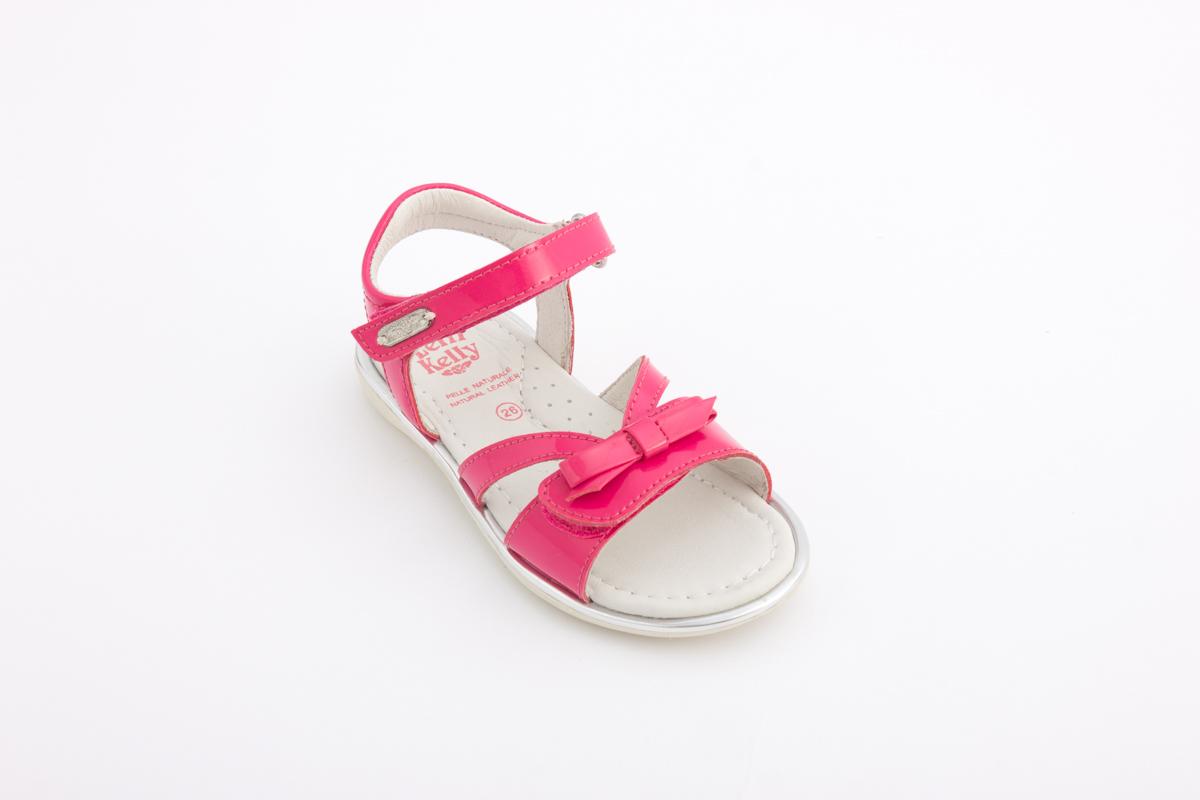 Туфли летние открытые для девочек L14E4584DN01007