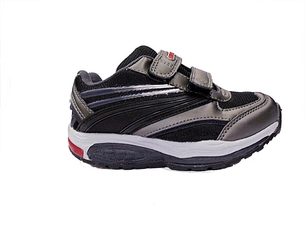 Туфли (кеды) для мальчиков серебристые S12I2202 S12I2202LH01003