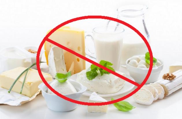 Молочные продукты при аллергии на молоко