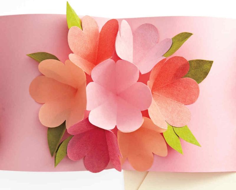 начала как сделать с цветами для открытки александру ивановичу тоже
