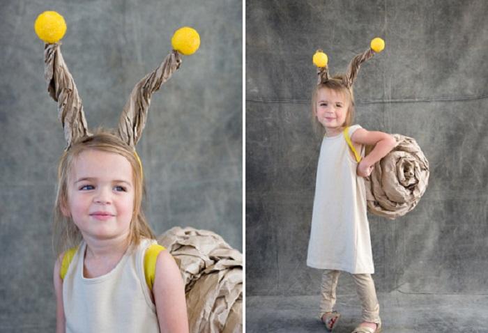 10 детских костюмов на Хэллоуин своими руками