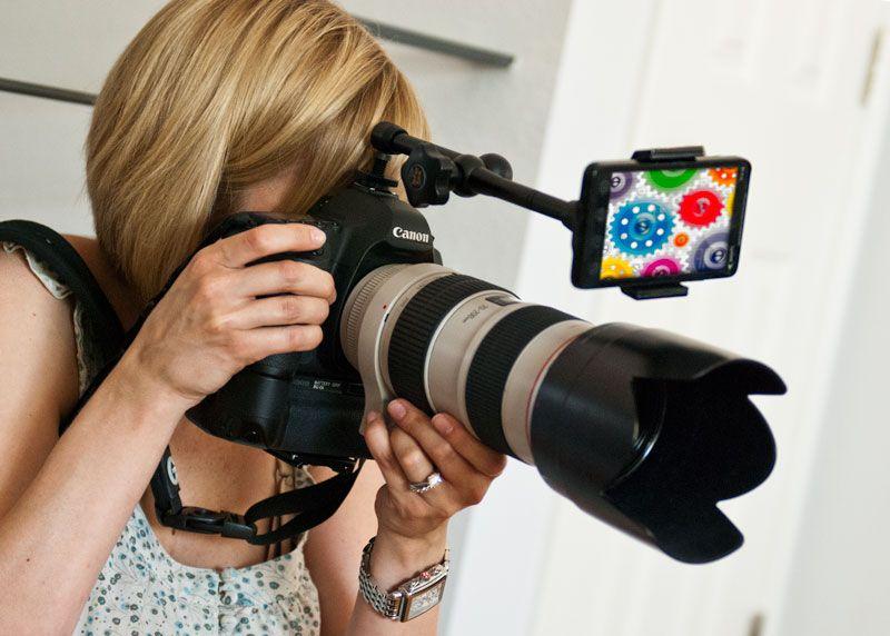 советы при фотографировании репортажа