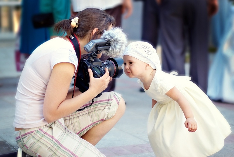 8 tricks for photographing children - 4